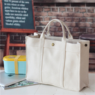 保溫袋 簡約帶飯盒袋子手提便當包袋大容量帆布手拎包媽咪包日式  降價兩天