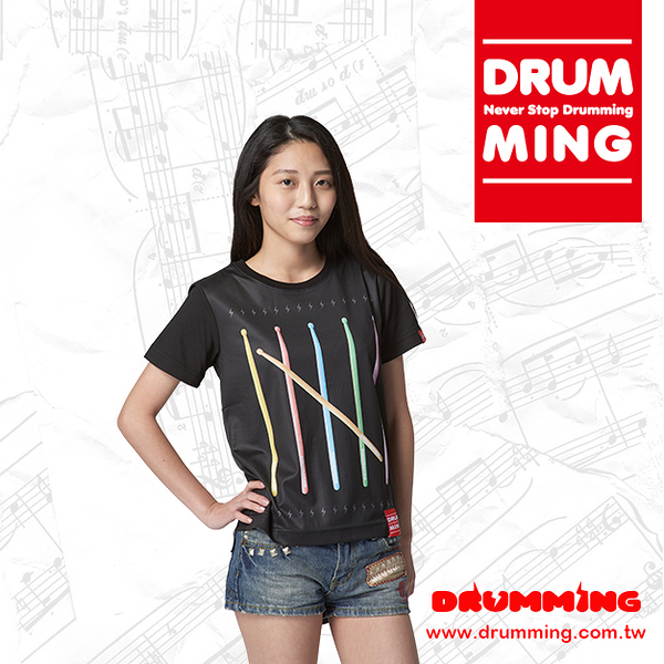 DRUMMING Candy Drum Stick(BLK)