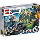 樂高積木 LEGO《 LT76142》SUPER HEROES 超級英雄系列 - Avengers bikeSuper Heroes ╭★ JOYBUS玩具百貨
