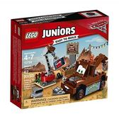 LEGO 樂高 Juniors Mater s Junkyard 10733 Building Kit
