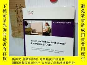 二手書博民逛書店罕見實拍;Cisco Unified Contact Cente