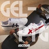 【iSport愛運動】ASICS TIGER GEL PTG 休閒鞋 灌籃高手 1191A089102 白紅 男款 低筒
