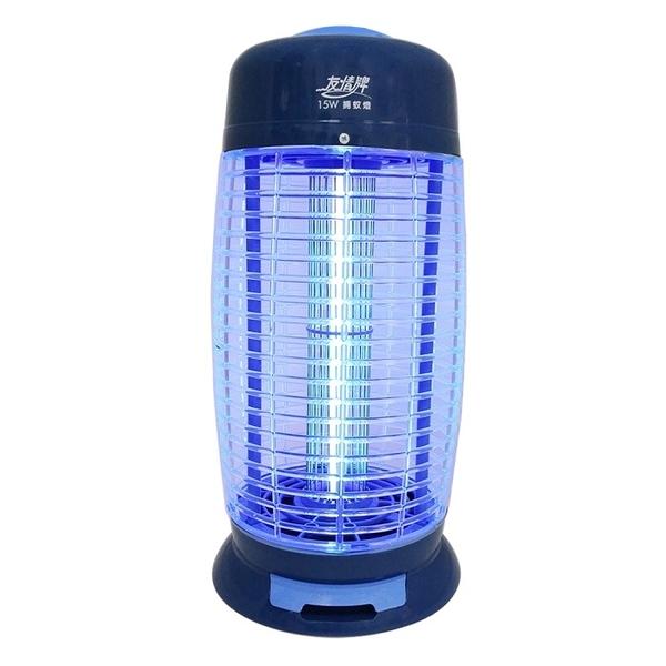 【友情牌】15W電擊式捕蚊燈 VF-1566 飛利浦原裝15W強效誘蚊燈管 超取限一台