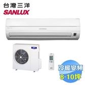 台灣三洋 SANLUX 精品型冷暖變頻一對一分離式冷氣 SAC-63VH6 / SAE-63VH6