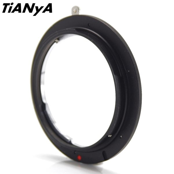 又敗家Tianya Leica-R轉EOS鏡頭轉接環 LeicaR轉EOS轉接環LeicaR-EOS轉接環LR-EOS轉接環L/R-EOS L/R轉EOS