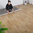 3D立體地貼 地板革水泥地直接鋪加厚耐磨防水家用pvc墊地毯自粘地板貼紙TW【快速出貨八折鉅惠】