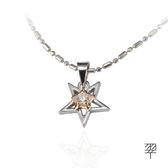 【LECRIN翠屋珠寶】閃耀D:0.06克拉鑽墬(不含鍊)