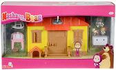 不挑盒況 特價 瑪莎與熊 瑪莎的家 TOYeGO 玩具e哥