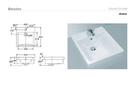 【麗室衛浴】英國陶瓷-IMPERIAL品牌  Imperial ware 上崁盆 131021  (現貨供應)