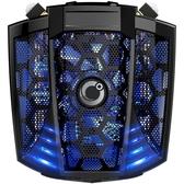店長推薦 先馬小怪獸Intel115X95W專用CPU散熱器熱管風扇導流罩預刷硅脂