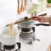 廚房木質快子 家用日式餐具加長油炸木筷
