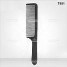 鋐友電木關刀梳剪髮水平梳(T881)-單支[59022]