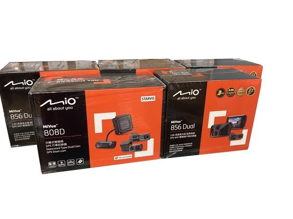 MIO 808D 【含安裝/附32G】分離式/雙錄/STARVIS/GPS測速/行車記錄器