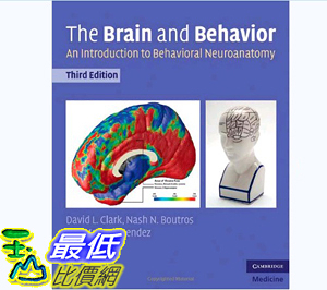 [106美國暢銷醫學書籍] The Brain and Behavior: An Introduction to Behavioral Neuroanatomy 4th Edition