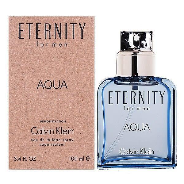 喬雅香水美妝~ Calvin Klein cK Eternity AQUA 永恆之水 男香 100ml TESTER
