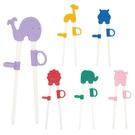加拿大 Marcus & Marcus 動物樂園幼兒學習筷(6款可選)
