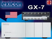 盛昱音響 #美國 Lexicon GX-7 七聲道後級【贈美國 AUDIOQUEAT 發燒電源線】#現貨可自取