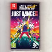 【NS原版片 可刷卡】☆ Switch Just Dance 舞力全開2018 ☆英文版全新品【台中星光電玩】