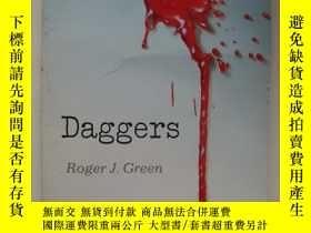 二手書博民逛書店daggers罕見(i killed a man once)Y8