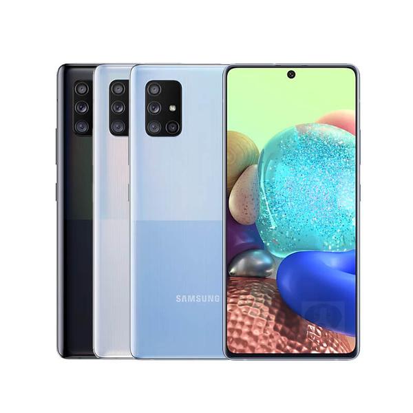Samsung Galaxy A71 5G 贈滿版貼+空壓殼 6.7吋 128G 5G超高速連網 智慧型手機 24期0利率 免運費