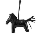 【HERMES】Rodeo MM Charm 吊飾(黑色) HE99000065