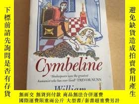 二手書博民逛書店Cymbeline罕見(Modern Library Class