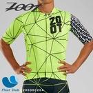 【ZOOT】男款 F20 NEON RACING 競速系列 AERO車衣 炫光黃 Z200300204 原價2980元
