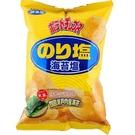 湖池屋海苔鹽洋芋片78g【愛買】...
