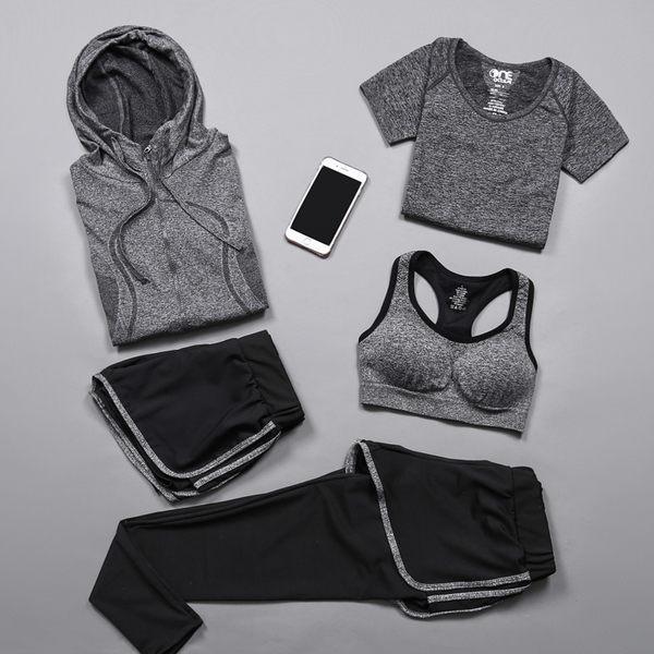 【618好康又一發】健身服瑜伽服春夏健身服運動服套裝女