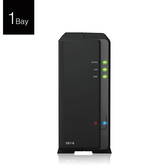Synology 群暉科技 Disk Station DS116 1Bay NAS 網路儲存 系統 伺服器