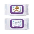 【寵物王國】臭味滾 ODOUT 寵物專用抑菌濕紙巾