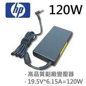HP 高品質 120W 藍孔針 變壓器 15-J066ez 15-J081eg 15-J084ca 15-J090ez 15z-J000 15-J025tx 15-J026tx 15-J027tx
