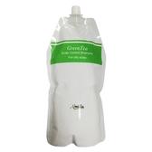 AMIDA綠茶控油洗髮精環保包1000ML