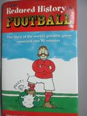 【書寶二手書T1/少年童書_HNZ】The Reduced History of Football_Aubrey Ganguly