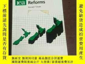 二手書博民逛書店New罕見Zealand s Remarkable Reform