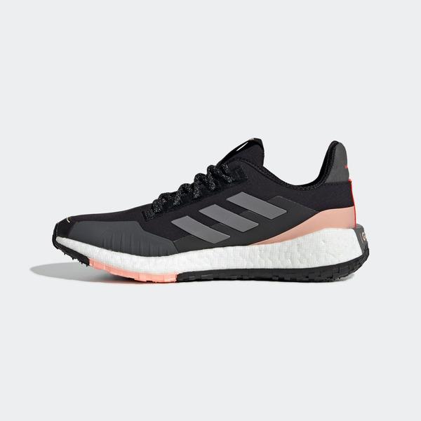 Running Pulseboost Hd Guard W [FV3119] 女鞋 慢跑 運動 休閒 輕量 緩衝 黑灰