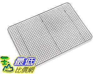 [105美國直購] 烘烤架 Top Rated Bellemain Cooling Rack Baking Rack Chef Quality 12inch x17inch Tight-Grid Design B00OY91N90