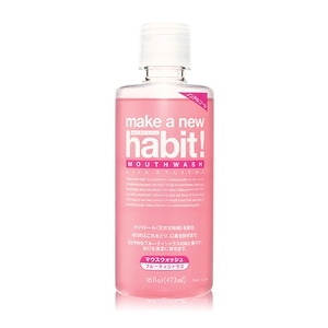 日本Make A New Habit柑橘漱口水(473ml/瓶)