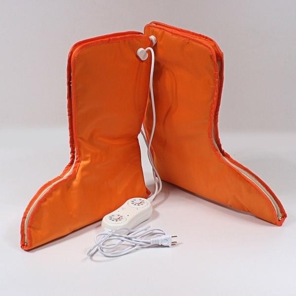【110V】足部按摩 足療機/電熱暖腳寶/保暖腳套/腳部按摩器YYJ 【全館免運】