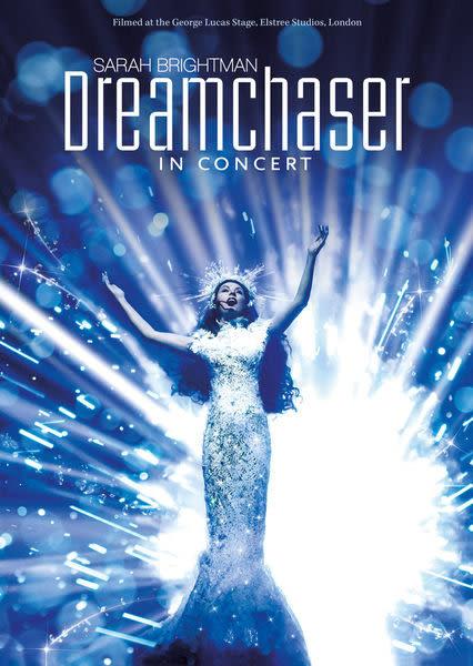 莎拉布萊曼 星夢傳奇演唱會 DVD (購潮8)