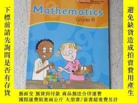 二手書博民逛書店Smart-Kids罕見Mathematics: Grade R