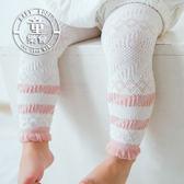 褲襪 兒童 透氣 網眼 透氣 百搭 網格 九分 襪子 BW