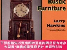 二手書博民逛書店Making罕見Twig Maic Rustic FurnitureY360448 Larry Hawkins