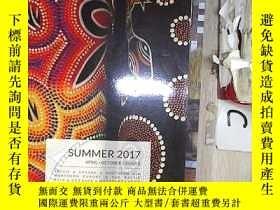 二手書博民逛書店PONANT罕見SUMMER CRUISE 2017(56)Y203004