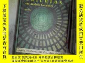 二手書博民逛書店C罕見a l c u l u s and Analytic Geometry.Y261116