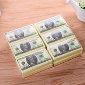 雙11鉅惠10包 印花手帕紙有錢幣圖案的小包餐巾紙 創意紙巾三層個性衛生紙gogo購