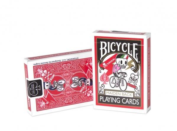 【USPCC撲克】BICYCLE TKDK TOKIDOKI DECK