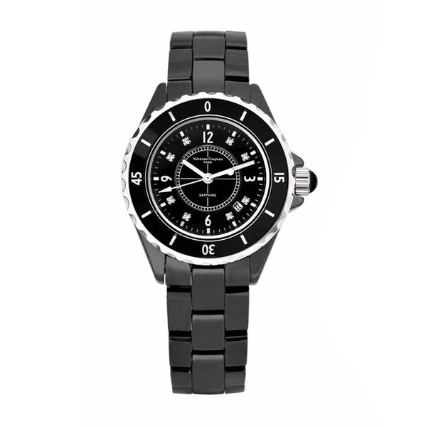 valentino coupeau范倫鐵諾 名媛必備高精密全陶瓷腕錶 女錶男錶對錶情侶 送禮