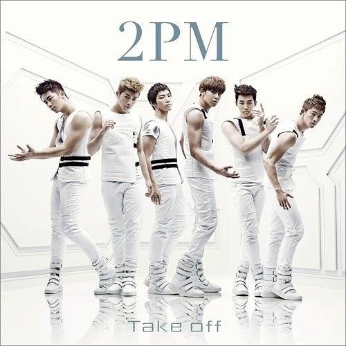 2PM Take Off 單曲CD Only 普通版(購潮8)