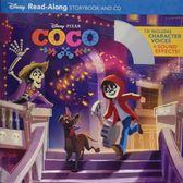 COCO READ ALONG STORYBOOK 英文繪本附CD 聽迪士尼說故事 (可可夜總會)
